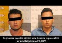 Homicidas de niña de la colonia Gustavo Vázquez, son sentenciados a prisión