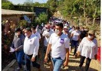 Carlos Carrasco y Uriel Acevedo reciben el respaldo de las familias de la presa