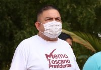 Apoyo de los tres órdenes de gobierno fundamental para sacar adelante al municipio: Memo Toscano