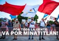 Sin distingos sociales, económicos o ideológicos, Manuel Palacios ¡Va! por la unidad de Minatitlán