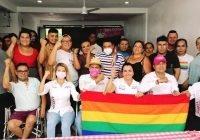 Inclusión y respeto hacia la comunidad LGTBIQ+ ofrece Marcela Chavarrias
