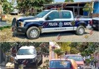 Tecomán: Fiscalía rescata cadáver semi enterrado en una casa abandonada en Palma Real II