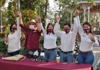 Gisela Méndez: Nuestro gobierno hará de espacios municipales, lugares seguros para mujeres