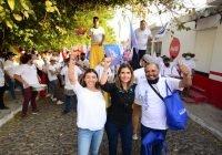 Con el voto de los ciudadanos defenderemos a Colima y México: Margarita Moreno