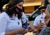Gisela Méndez, la candidata de las propuestas serias para la gente de Colima