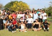 Jóvenes villalvarenses tendrán en la maestra Tey Gutiérrez una Presidenta amiga que respaldará sus proyectos