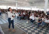 Con la 4T, las mujeres al poder en Colima: Indira