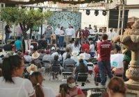 Llama Indira a obradoristas a apoyar el cambio verdadero y la transformación de Colima