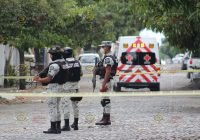 En VdeA, comando armado ejecuta a un hombre y lesionan a 3 personas más