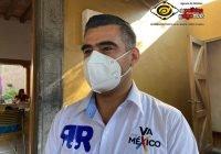 Buscaré que se quede en Colima el 10% del recurso que ingresa al puerto de Manzanillo: Riult Rivera