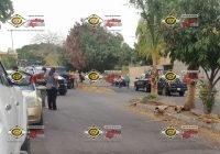 Comando armado acribilla a 4 hombres en un taller de herrería en Solidaridad, VdA