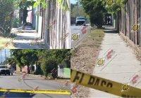 """En Tecomán, una mujer fue asesinada a balazos, un hombre herido y otro fue """"levantado"""""""