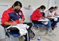 Por temporada de huracanes capacitan a personal de Cruz Roja Colima