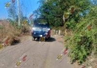 Con arma de fuego, lesionan a una persona en comunidad La Floreña, Manzanillo