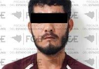 En Tecomán es enviado a prisión por delitos contra la salud