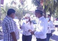 Continúa Oscar Avalos recorriendo los municipios del segundo Distrito