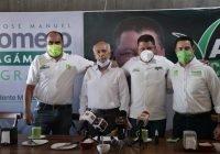 Virgilio sigue sumando; ahora es Toño Ramos Salido quien se integra al Equipo Verde.