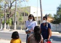 Fernanda Salazar Dialoga para impulsar propuestas ciudadanas