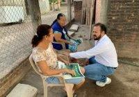 Visita Dr. Javier Orozco Cofradía de Morelos y Cerro de Ortega
