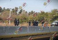 Localizan cadáveres de una pareja en carretera Colima-Manzanillo; llevaban desaparecidos desde el lunes