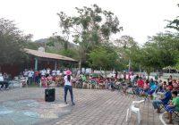 Vamos a rehabilitar el jardín deportivo de la Colonia Emiliano Zapata