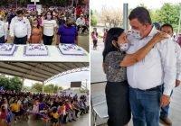 Zinacamitlán y La Presa ratifican respaldo de Carlos Carrasco y a toda la fórmula PES