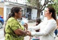 Propone Yolanda Llamas más sedes de atención del Instituto Tecomense de las Mujeres.