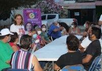 Si empoderamos a las mujeres, le estamos apostando al  bienestar económico de las familias villalvarenses: Tey Gutiérrez