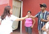 Vecinos de La Cuarta solicitan a Yolanda Llamas hacer un buen gobierno