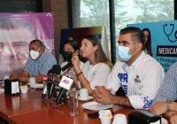 PAN, PRD Y PRI reiteran apoyo a Fernanda Salazar y Riult Rivera