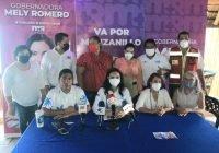 Martha Sosa coordinará campaña de Mely Romero en Manzanillo