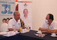 Asumo la responsabilidad con el sector turístico de Manzanillo: Óscar Ávalos