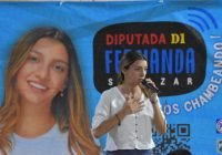Fernanda Salazar propone recuperar el seguro de vida del equipo policial del Estado de Colima