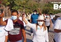 Blanca Acevedo, candidata a la Presidencia Municipal por la Coalición PAN-PRI-PRD en Ixtlahuacán, se perfila para llevarse el triunfo en las próximas elecciones