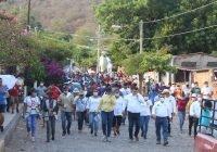 En Todo Ixtlahuacán es evidente el respaldo a Carlos Carrasco, Uriel Acevedo y Marcos Santana