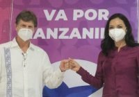 Mely, única capaz de traer inversión a Colima: Enrique de la Madrid