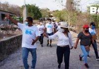 Blanca Acevedo, candidata a la Presidencia Municipal por la Coalición PAN-PRI-PRD en Ixtlahuacán, se ocupará de la salud de las familias de Ixtlahuacán