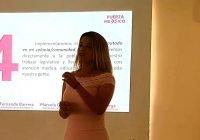 Marcela Chavarrías presenta sus 10 compromisos que cumplirá al llegar al congreso