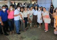 Ofrecen maestras y maestros  su respaldo a Mely Romero