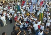 Vecinos de la Gustavo Vázquez se suman a campaña de Margarita Moreno