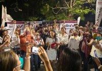 Indira, la candidata más preparada y con mejor proyecto
