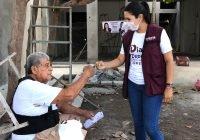 Servicios públicos de calidad principal demanda de los armeritenses: Diana Zepeda