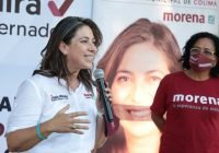 Haremos el gobierno que solucione necesidades de Colima: Gisela Méndez