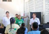 Asegura Yolanda Llamas que generará mejores oportunidades para hijos de trabajadores