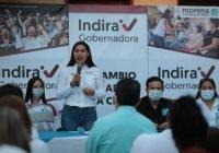 Magisterio, nuestro aliado para lograr educación de calidad y revolución de conciencias: Indira