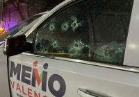 Intentan ejecutar al candidato Memo Valencia en Morelia, Michoacán