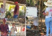 Fortalecer la economía local y apoyo real a los comerciantes ofrece Marcela Chavarrías