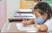 Después de más de un año de pandemia, niñas y niños de CDMX regresan a clases presenciales