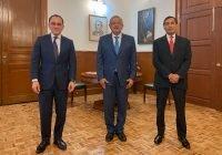 Herrera sale de Hacienda, va a el Banco de México
