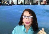 Ángela Hernández, premio nacional de cuento en República Dominicana, estuvo en Altexto 2021